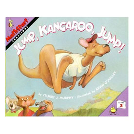 MathStart® Level 3: Jump, Kangaroo, Jump! - Fractions