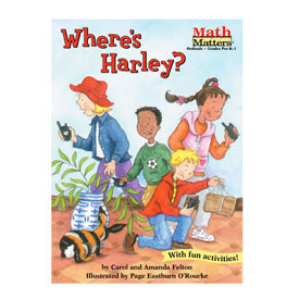 Math Matters®: Where's Harley? - Ordinals