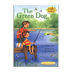Science Solves It!™: The Green Dog - Green Algae