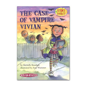 Science Solves It!™: The Case of Vampire Vivian - Bats