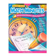 Second-Grade Math Minutes: One Hundred Minutes to Better Basic Skills