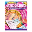 Third-Grade Math Minutes: One Hundred Minutes to Better Basic Skills