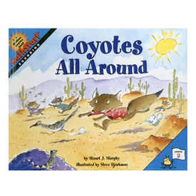 MathStart® Level 2: Coyotes All Around - Rounding