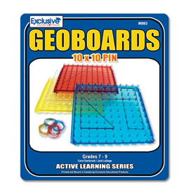The Intermediate Geoboard