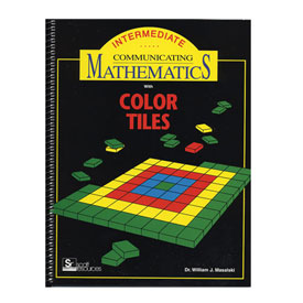 Communicating Mathematics with Color Tiles: Intermediate