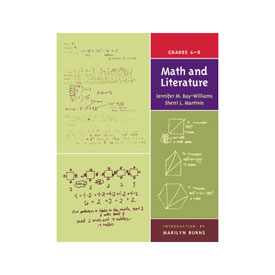 Math and Literature: Grades 6-8