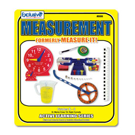 Measure It: Grades K-3
