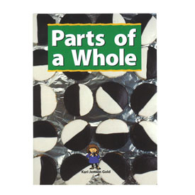 Parts Of A Whole - Student Books: Set of 6