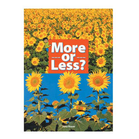 More or less big book guide literature books eai for Less is more boek