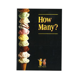 How Many? - Student Books: Set of 6