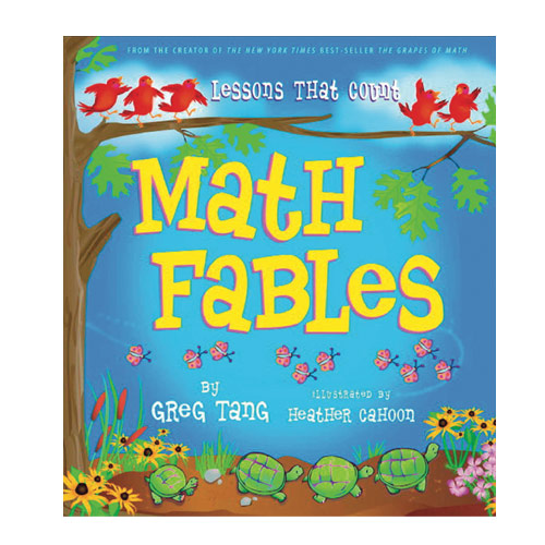 Math Fables - Math & Literature | EAI Education