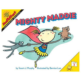 MathStart® Level 1: Mighty Maddie - Comparing Weights