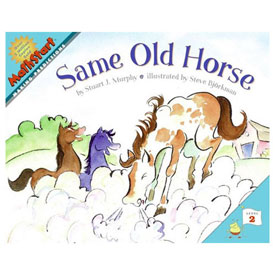 MathStart® Level 2: Same Old Horse - Making Predictions