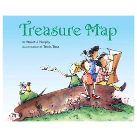 MathStart® Level 3: Treasure Map - Mapping