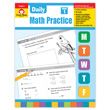 Daily Math Practice: Grade 1