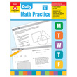 Daily Math Practice: Grade 6