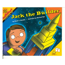 MathStart® Level 1: Jack the Builder - Counting On