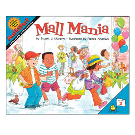 MathStart® Level 2: Mall Mania - Addition Strategies