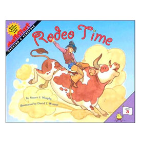 MathStart® Level 3: Rodeo Time - Reading a Schedule