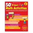 50+ Super-Fun Math Activities: Grade 2