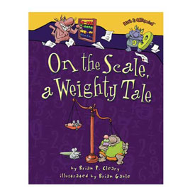 Math is CATegorical® On the Scale, a Weighty Tale - Softcover