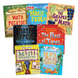 Math Fun From Greg Tang Series - Set of 7
