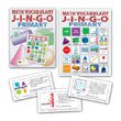 Jingo: Primary Math Vocabulary