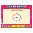 Get in Shape Whiteboard Chart CD-ROM