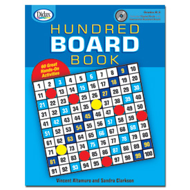 Hundred Board Book: Grades PreK-2