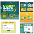 Number Bonds: Addition & Subtraction to 99 CD-ROM