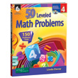 50 Leveled Math Problems: Level 4