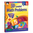50 Leveled Math Problems: Level 5