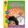 Math Task & Drill: Number & Operations: Gr. 3-5
