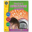 Math Task & Drill: Number & Operations: Gr. 6-8