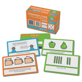 Common Core Collaborative Cards – Fractions