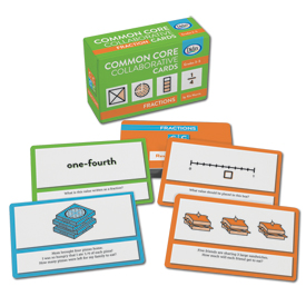 Common Core Collaborative Cards – Base Ten