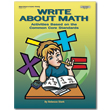 Write About Math: Activities Based on the Common Core Standards, Grades 3-5