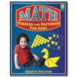 Math Puzzles and Patterns for Kids