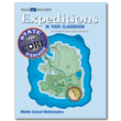 Expeditions in Your Classroom for Common Core State Standards, Middle School Mathematics