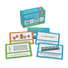 Common Core Collaborative Cards – Algebraic Thinking