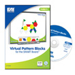 EAI® Virtual Pattern Blocks for the SMART Board®