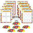 Hands-On Math Centers: Pattern Blocks - Grade 4