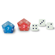 Math Dice®: Powers Practice Edition