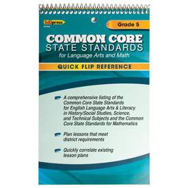 Quick Flip Resources™ for Common Core Standards: Grade 5