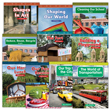 Libraries for Mathematics Book Set: Grade 2: Set of 10