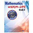 Mathematics Warm-Ups for CCSS: Grade 6