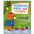 Perimeter, Area, and Volume: A Monster Book of Dimensions - Softcover