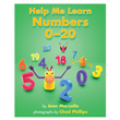 Help Me Learn Numbers 0-20 - Softcover