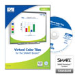 EAI® Virtual Color Tiles for the SMART Board®