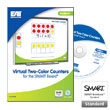 EAI® Virtual Two-Color Counters for the SMART Board®